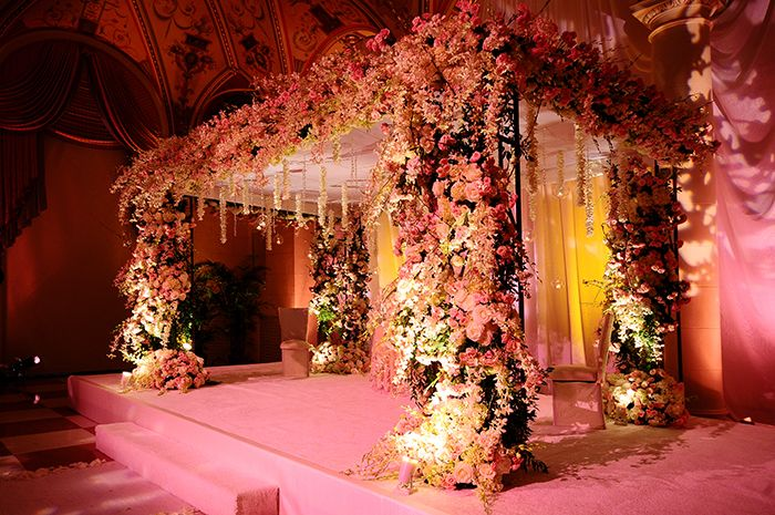 Indoor Ceremony Inspirations: 1000+ Images About Chuppah Decor Inspiration On Pinterest