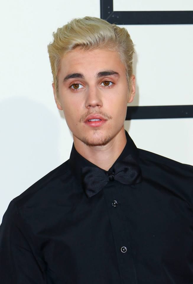 Justin Bieber new hairstyles in 2017