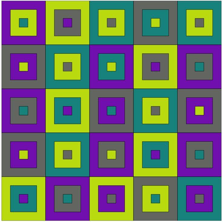 Knitting Color Pattern Generator : 17 Best images about Crochet Afghans on Pinterest Crochet borders, Afghan c...