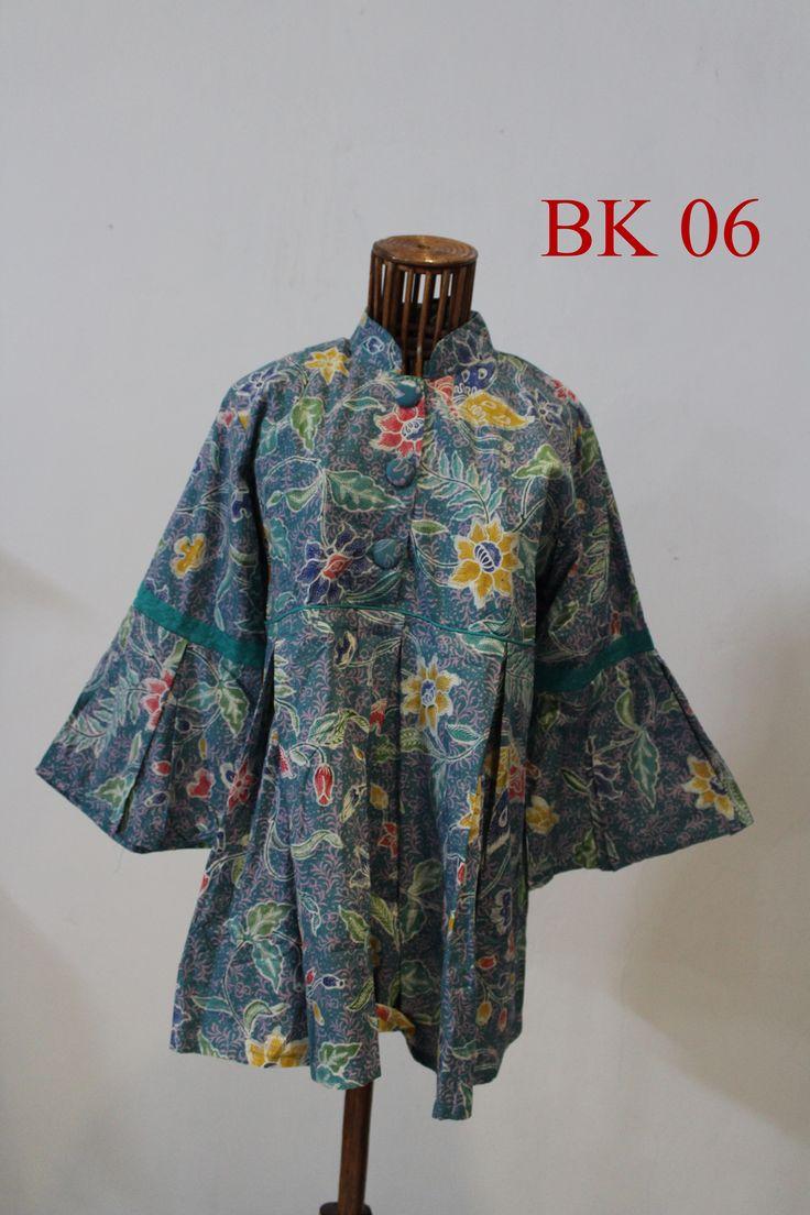 Blus Kombinasi IDR Rp. 135.000