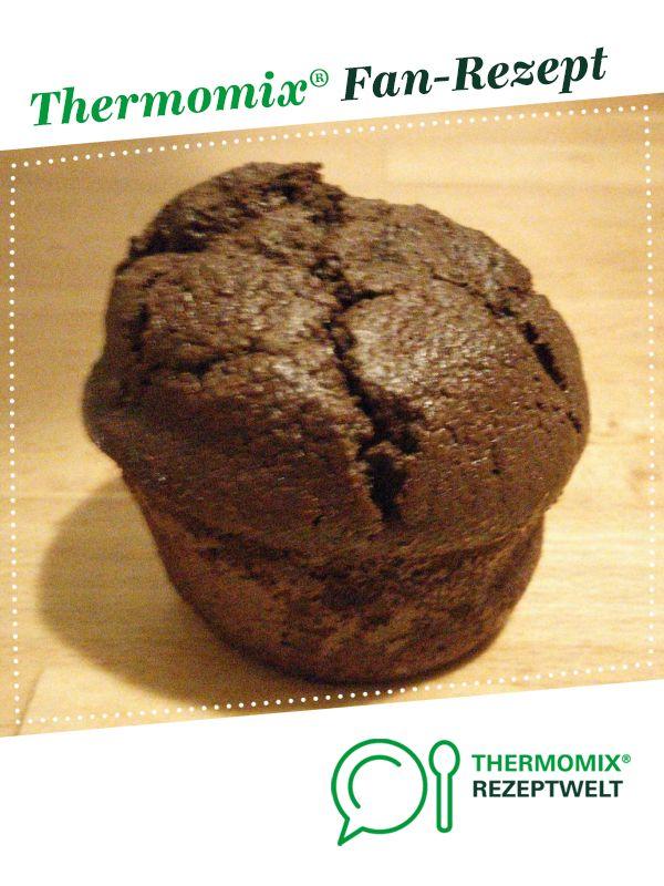 Schoko Mohren Muffins Saftig Lecker Und Gesund Rezept Kuchen Und Torten Thermomix Kuchen Und Mohren Muffins