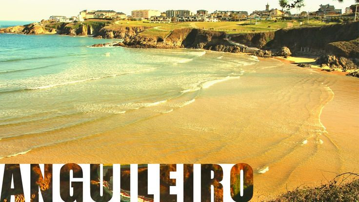 Some people say this is THE beach of Tapia de Casariego. Extended, with amenities and perfect for surf, it's impossible not to fall in love with Anguileiro :) Check for yourself!