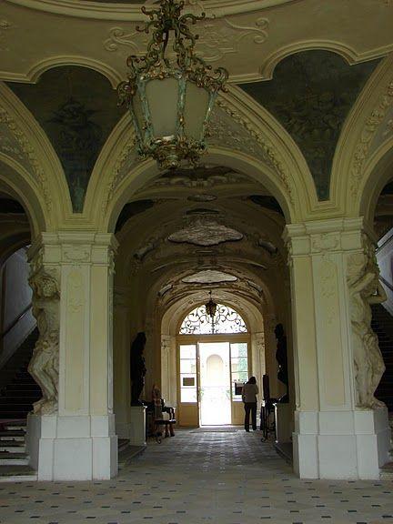 Плосковице (Ploskovice) - замок 42235