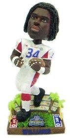 Miami Dolphins Ricky Williams 2003 Pro Bowl Forever Collectibles Bobblehead Z157-8132908634