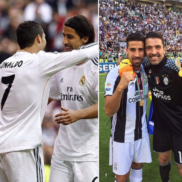 "46.2 ezer kedvelés, 139 hozzászólás – Sami Khedira (@sami_khedira6) Instagram-hozzászólása: ""Congratulations @gianluigibuffon and @cristiano 👏🏽👏🏽👏🏽 Best Goalkeeper and Best Player of the year!…"""