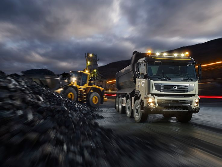 volvo truck wallpapers high resolution. wallpapers volvo fmx present autoevolution truck high resolution