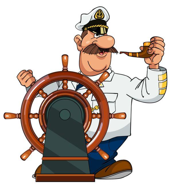 Моряк смешной рисунок
