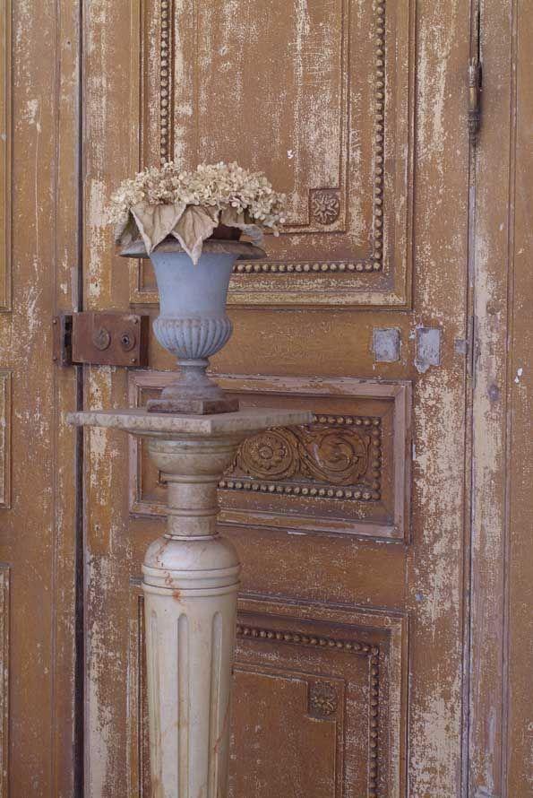 17 beste idee n over rustieke deuren op pinterest rustieke voordeuren houten deuren en - Coulissan deur je dressing bladeren ...