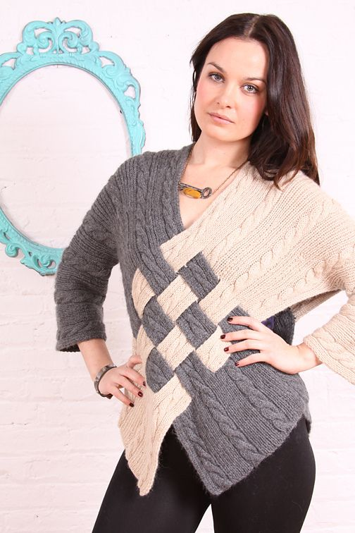 Ravelry: Cable Crossover by Nicky Epstein