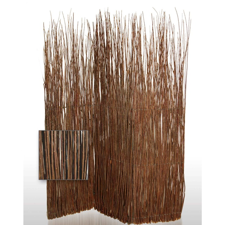 willow privacy screen -KP note -an interesting material to consider