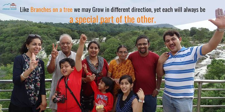 Like #Branches on a tree, we may #Grow in a different direction, yet each will always be a special part of the other