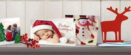 Kerstkaarten met eigen foto | Kruidvat Fotoservice