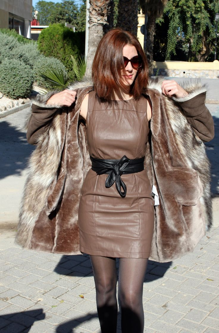 10 Best Images About Fur And Leather 2 On Pinterest