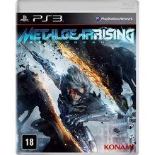Game Metal Gear Rising – Xbox 360 Ou PS3 Por R$ R$ 1,99