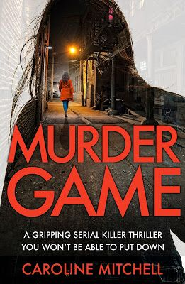 A Bookaholic Swede: #CoverReveal Murder Game by Caroline Mitchell (Caroline_writes) @bookouture