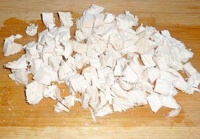 Салат белый лебедь приготовление
