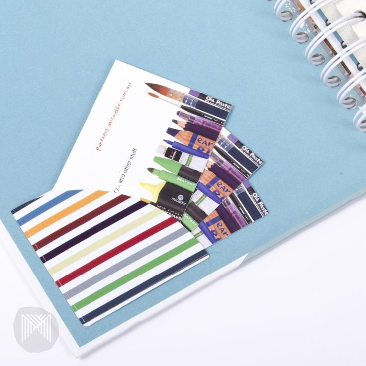 Collected & Co. by Micador Memo Pockets $3.00