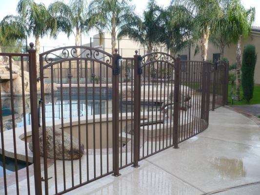 7 best ideas to landscape my fence pavement border images on ... - Patio Fencing Ideas