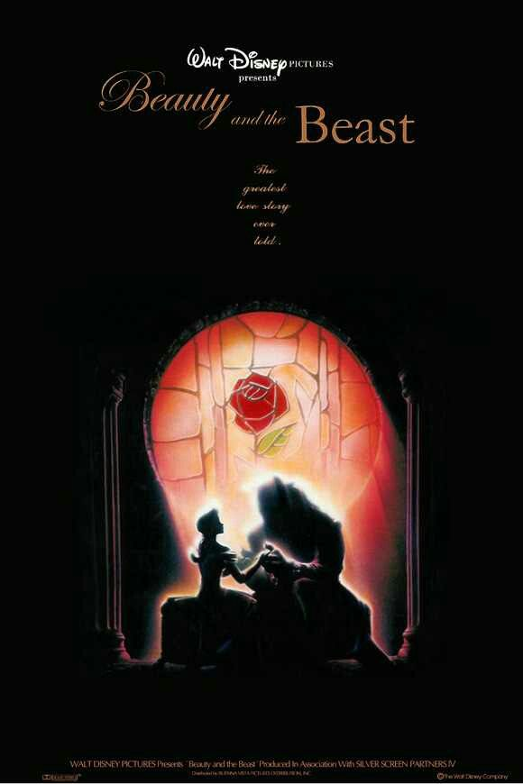 Beauty and The Beast | Great Movie Posters | Pinterest