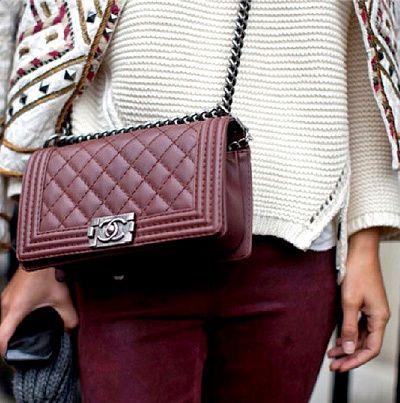Le sac Boy de Chanel, plus désirable que le 2.55 ?