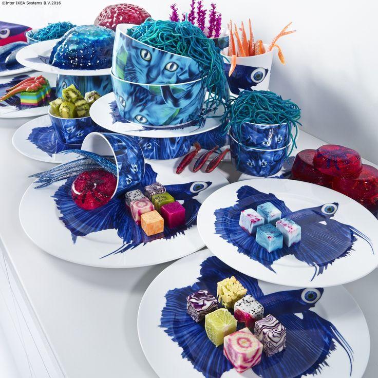 Noua noastră colecție GILTIG este plină de culoare și a fost realizată în colaborare cu designer-ul de modă Katie Eary. #colectienoua