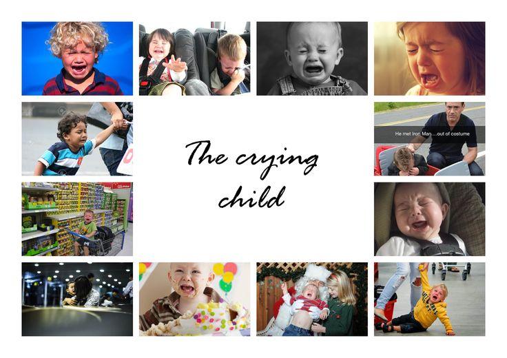 Huilende kinderen - Onderzoek verschillend irritant gedrag bij kinderen.