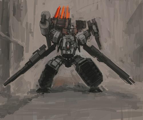 #armored core
