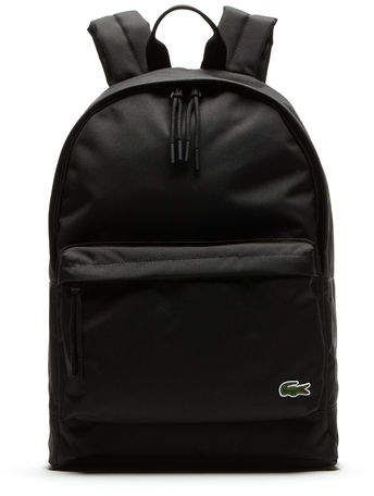 9b32a5f3fad Men's Neocroc backpack in canvas #Canvas#Black#timeless | kids ...