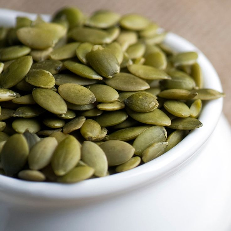 Why You Need to Snack on Raw Pumpkin Seeds ASAP