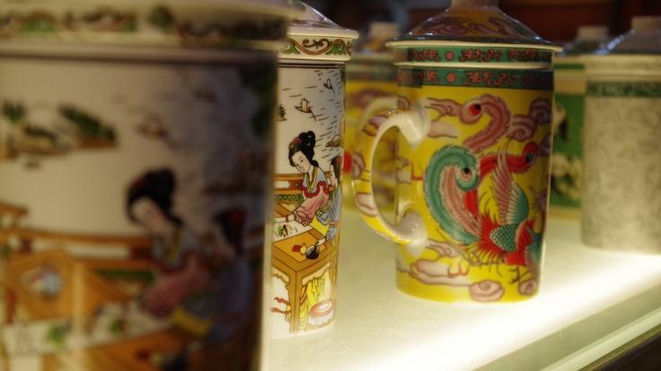 """Dr. Tea"" Beijing China. Photo by Kayla Hedman."