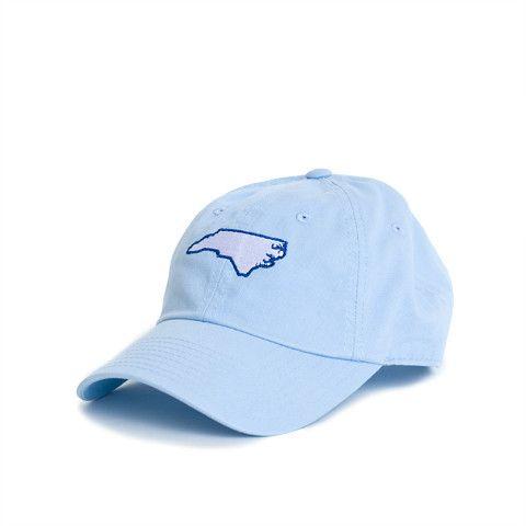 North Carolina Chapel Hill Gameday Hat Light Blue