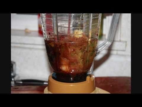 How To Make A Classic Jamaican Jerk Marinade.