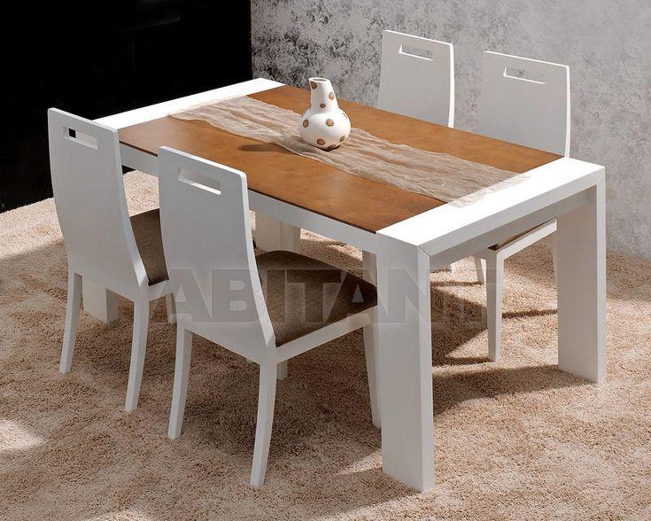 Стол обеденный белый Mugali 4621 , каталог столов: фото, заказ, доставка - ABITANT , Москва
