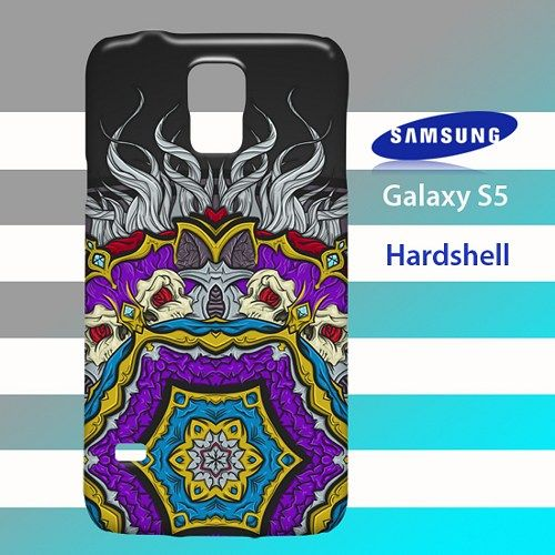 Colorful Mandala Samsung Galaxy S5 Case Cover