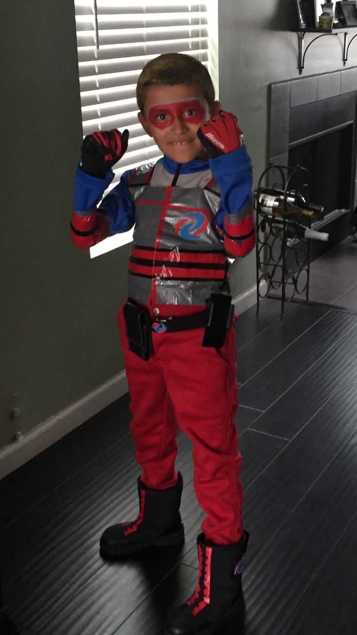 Kid Danger Costume With Images Henry Danger Costume