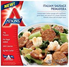 Atkins Frozen Meal Coupon---Save $1.00!