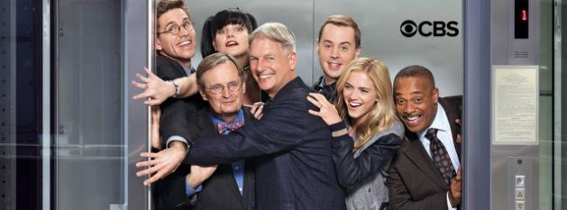 NCIS': Pauley Perrette, Sean Murray, Rocky Carroll & David ...
