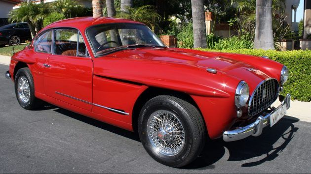 Santa's Dream Car: 1960 Jensen 541R #Drivers #Jensen - https://barnfinds.com/santas-dream-car-1960-jensen-541r/