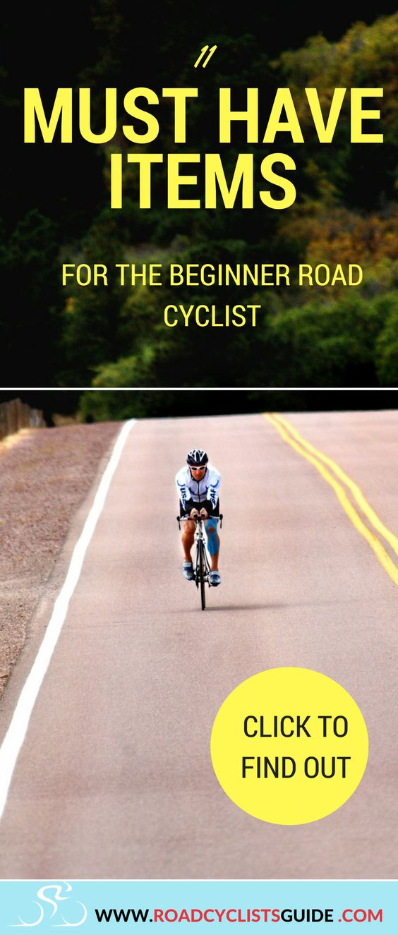 Beginner road cycling kit. Road cycling gear for the beginner cyclist.