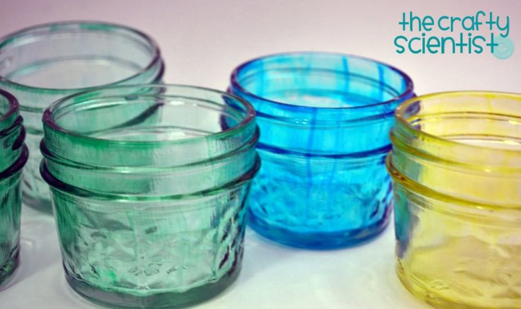 Tint your own jars!!! So easy! Definitely doing this.