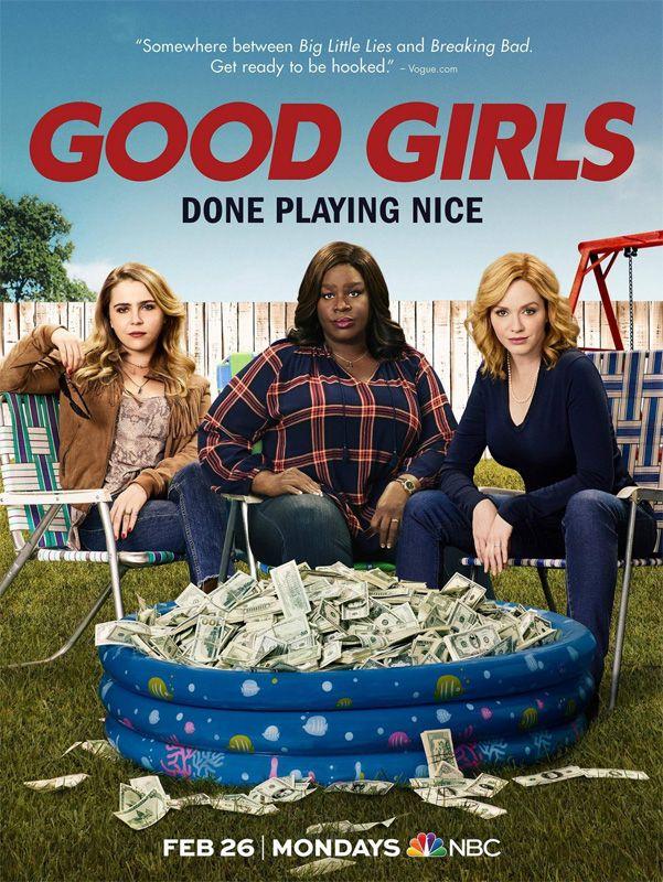Good Girls Chicas Buenas Buenas Series Series De Netflix
