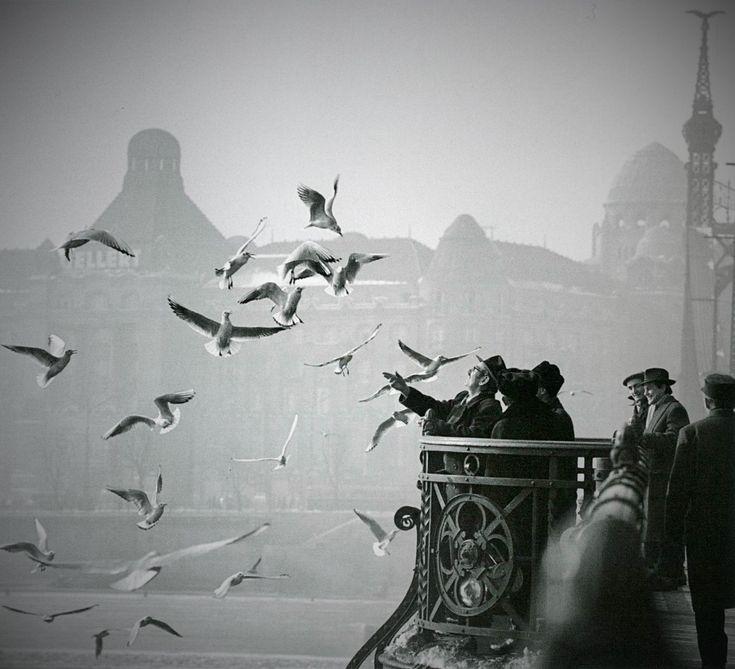 Robert Capa (Endre Friedmann), Budapest, Hungary, 1950's