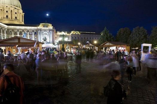 #Budapest International Wine Festival