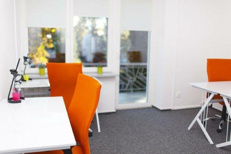 HUB KOLEKTYW #coworking #orange