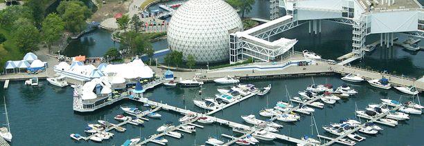 Marina   Ontario Place