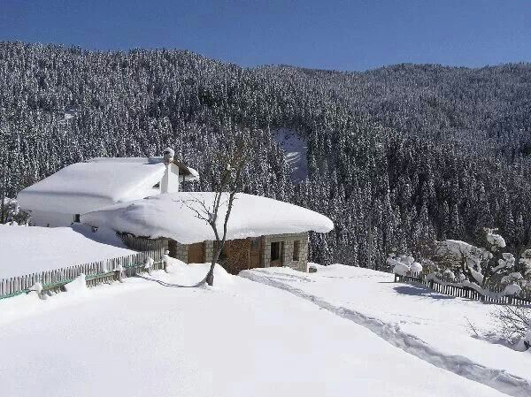 GREECE CHANNEL | #Pertouli ski centre, #Thessali, #Greece http://www.greece-channel.com/