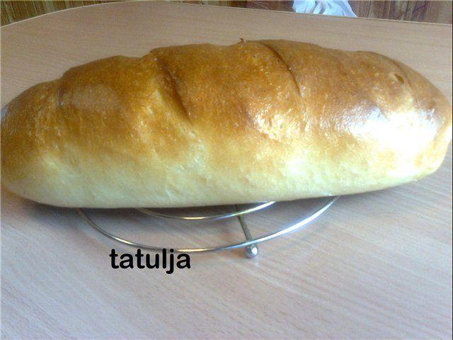 "Белый хлеб - ""Моя хлебопечка"" - форум"