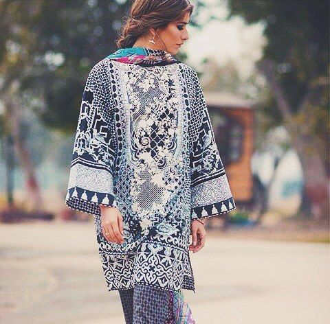 """#ZaraShahjahan """"Noor Bano"""" s/s'16 lawn collection is out online and in shops   tap for details   #thebrowngirlguide   #pakistanifashion #indianfashion #f4f #desicouture #desifashion #follow #l4l #indianweddings #desiweddings #pakistaniweddings #pakistanibrides #indianbrides #indian #india #like #lb #pakistan #pakistani #lollywood #bollywoood #desi #fashion #style #luxe #vogue #couture #makeup #hair"""