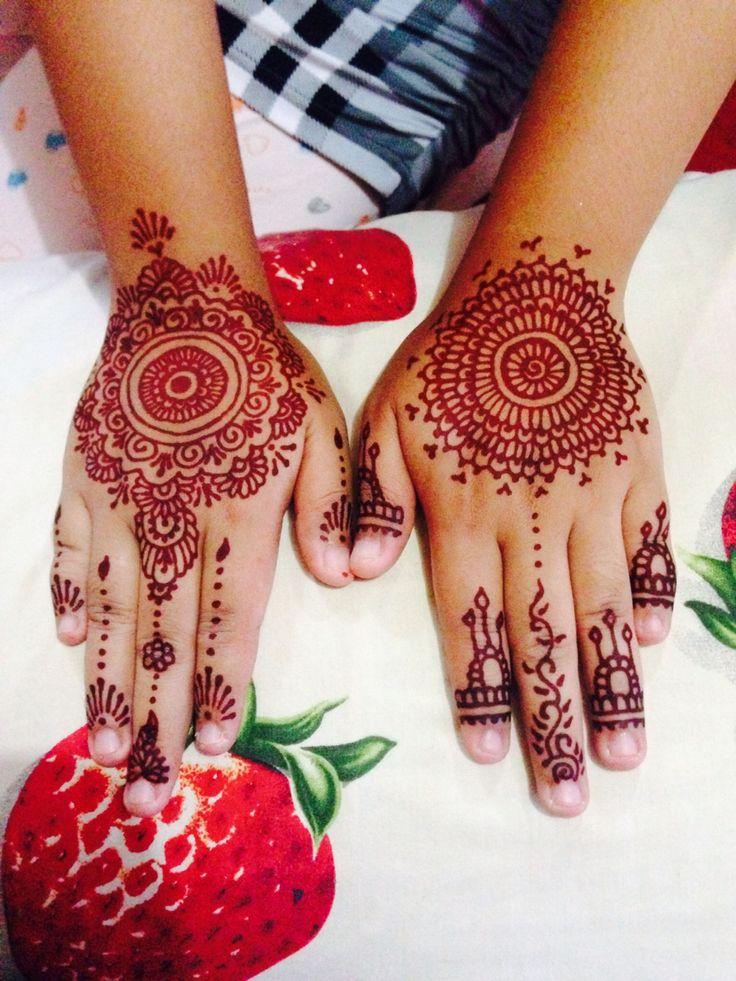 Litha henna art
