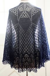 Ravelry: StarDance pattern by Rosemary (Romi) Hill